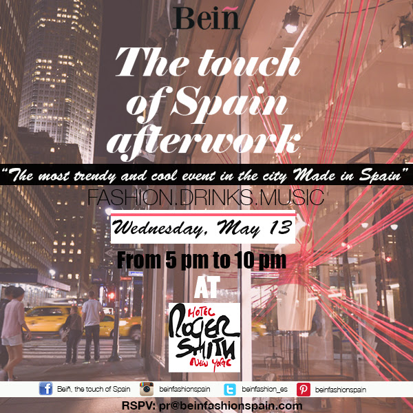 The Touch of Spain Afterwork